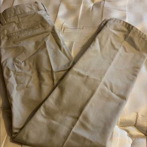 Chaps School Performance Boys size 10 khaki pants